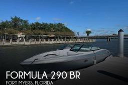 2013 Formula 290 BR