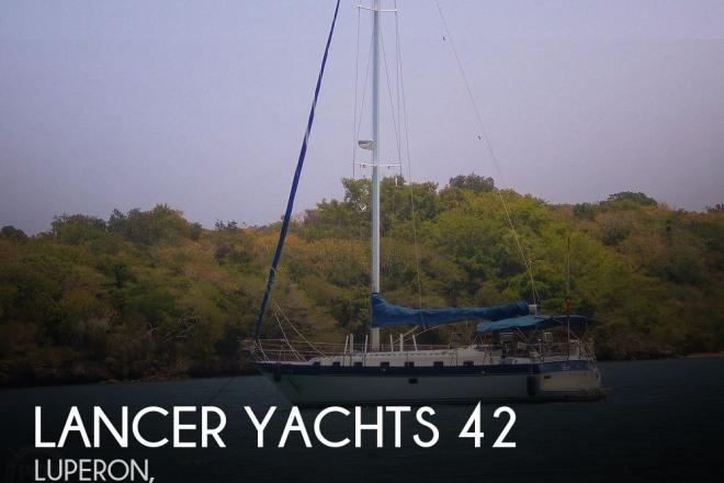 1981 Lancer 42 - For Sale at Sarasota, FL 34233 - ID 183003