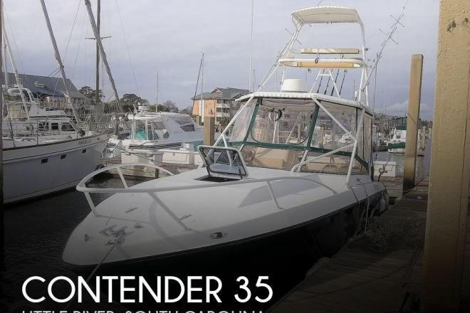 1999 Contender 35 Side Console Express - For Sale at Little River, SC 29566 - ID 182733