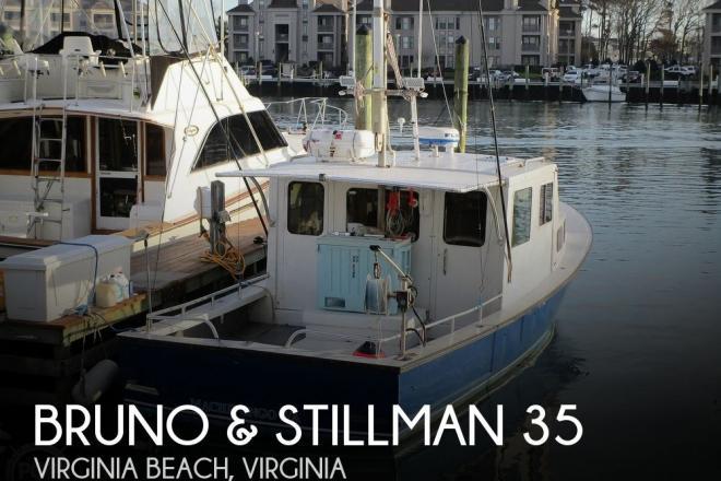 1979 Bruno & Stillman 35 - For Sale at Virginia Beach, VA 23451 - ID 182637