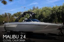 2017 Malibu Wakesetter 24 MXZ