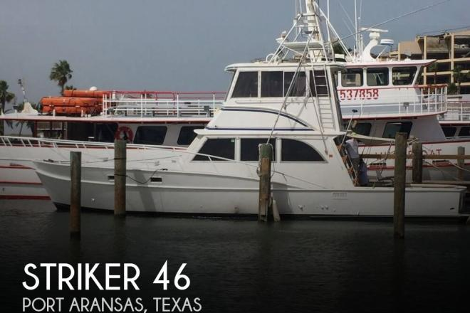 1972 Striker 54 - For Sale at Port Aransas, TX 78373 - ID 110884