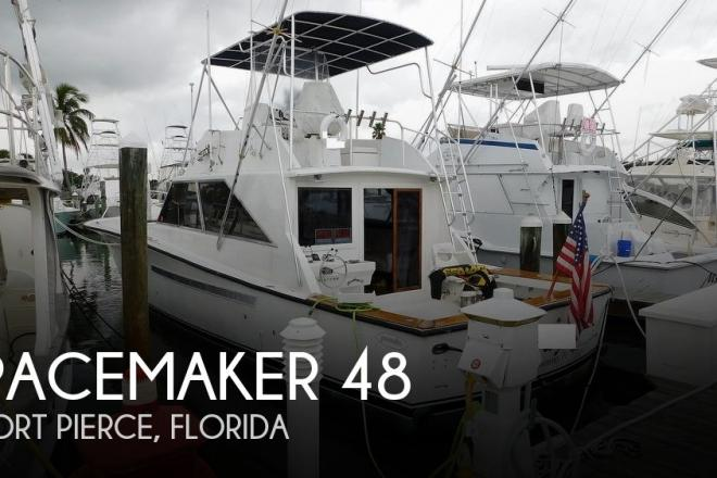 1976 Pacemaker 48 Convertible - For Sale at Fort Pierce, FL 34950 - ID 182942