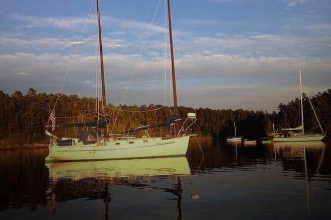 1985 Freedom Yachts 35 - For Sale at Yarmouth, ME 4096 - ID 183136