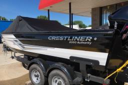 2019 Crestliner 2050 Authority