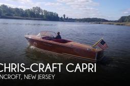 1958 Chris Craft Capri