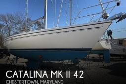 2004 Catalina Mk II 42