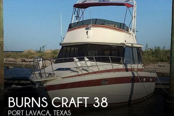 1987 Burns Craft 41 Sportfish - For Sale at Port Lavaca, TX 77979 - ID 183331