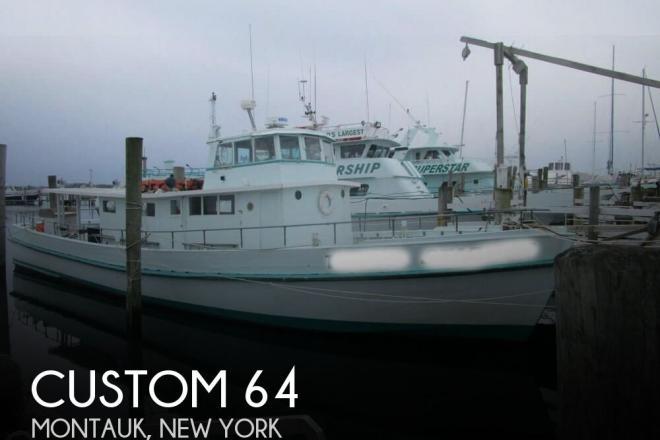 1959 Custom Built 64 - For Sale at Montauk, NY 11954 - ID 156901