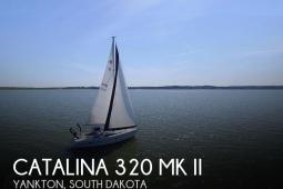 2007 Catalina 320 Mk II
