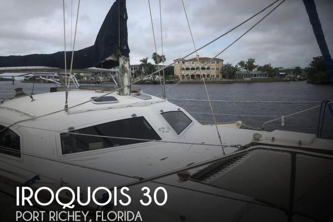 1969 Iroquois 30 - For Sale at Hudson, FL 34667 - ID 183175