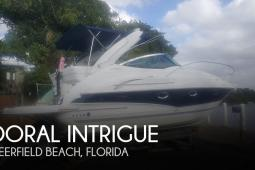 2009 Doral 30 Intrigue