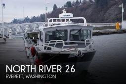 2006 North River Sewahawk OS