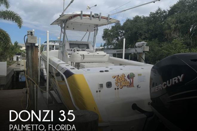 2000 Donzi 35 ZF - For Sale at Palmetto, FL 34221 - ID 183811