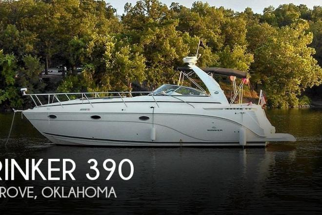 2006 Rinker 390 Express Cruiser - For Sale at Grove, OK 74344 - ID 183877