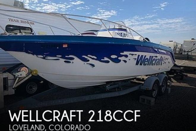 1995 Wellcraft 218CCF - For Sale at Loveland, CO 80538 - ID 183954
