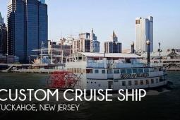 1983 Custom Built Cruise Ship