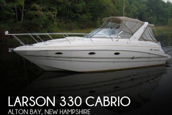 2004 Larson 330 Cabrio - For Sale at Alton Bay, NH 3810 - ID 50698