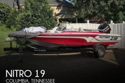2017 Nitro Z19 Sport