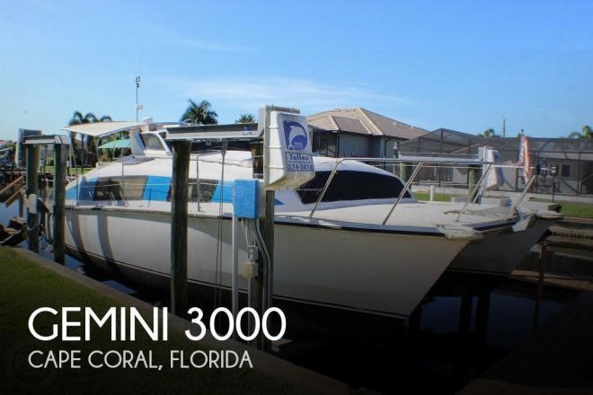 1989 Gemini 3000 - For Sale at Cape Coral, FL 33904 - ID 183319