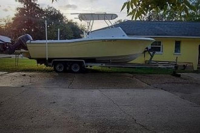 1981 Grady White 22 - For Sale at Monticello, FL 32344 - ID 184256