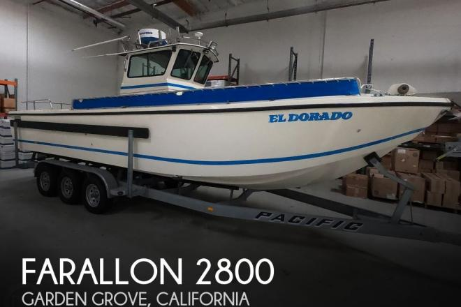 1993 Farallon 2800 Walkaround - For Sale at Garden Grove, CA 92841 - ID 138001