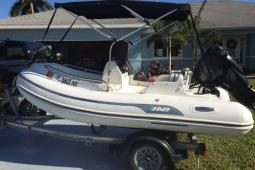 2009 AB Inflatables Dinghy