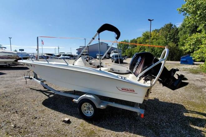 2013 Boston Whaler 170 Super Sport - For Sale at Coopersville, MI 49404 - ID 177317