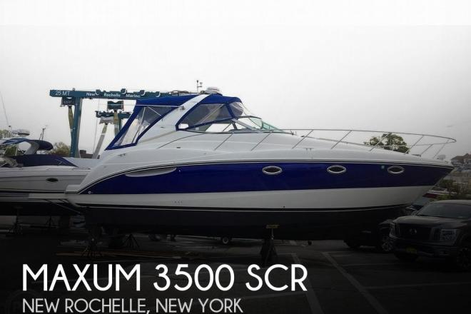 2001 Maxum 3500 SCR - For Sale at Oakland, CA 94607 - ID 184466