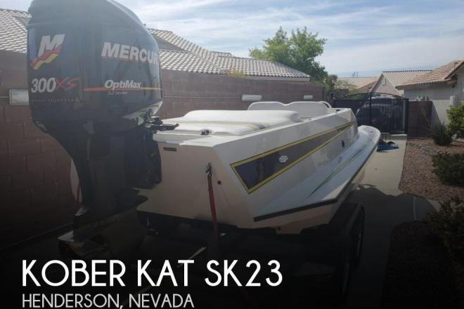 2003 Kober Kat SK23 - For Sale at Henderson, NV 89002 - ID 75029