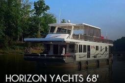 2009 Horizon 18X68 Widebody