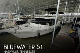1984 Bluewater Coastal Cruiser 51