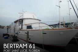 1970 Bertram 61
