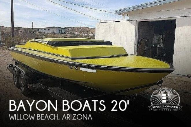 1970 Other 20' Day Cruiser - For Sale at Temple Bar Marina, AZ 86443 - ID 184254