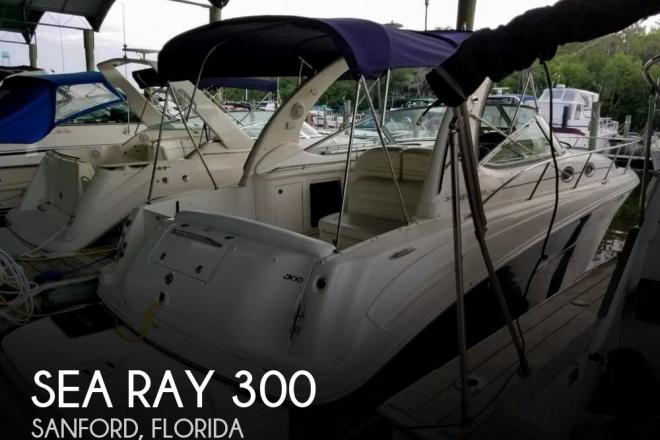 2005 Sea Ray 300 Sundancer - For Sale at Sanford, FL 32771 - ID 153900