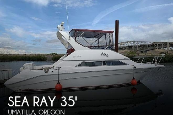 1993 Sea Ray 350 Express Bridge - For Sale at Umatilla, OR 97882 - ID 184754