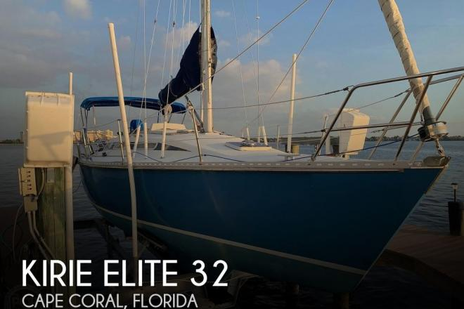 1985 Kirie Elite 32 - For Sale at Cape Coral, FL 33904 - ID 184526