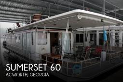 1985 Sumerset Houseboats 14 x 60