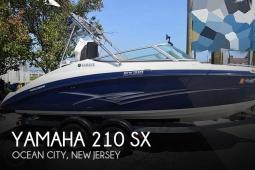 2012 Yamaha 210 SX