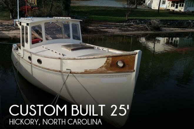 2002 Custom Built Pilothouse - For Sale at Hickory, NC 28601 - ID 183013