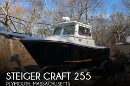 2020 Steiger Craft 255 DV Miami
