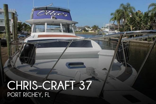 1969 Chris Craft 47 Commander - For Sale at Sarasota, FL 34233 - ID 185191