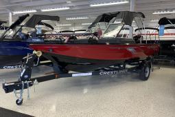 2020 Crestliner 1850 Fish Hawk Walk-through JS