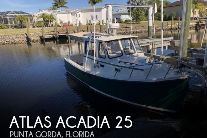 1999 Atlas Acadia 25 - For Sale at Punta Gorda, FL 33955 - ID 157157