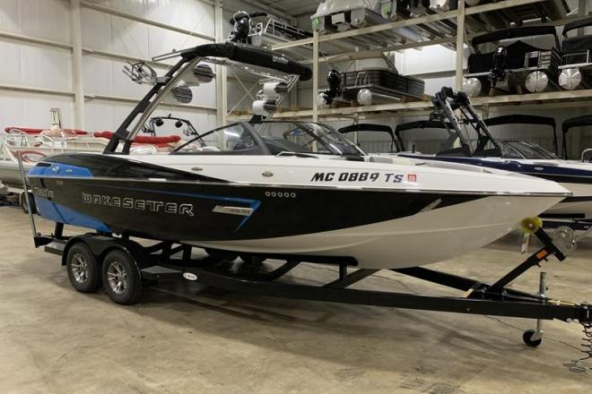 2014 Malibu Wakesetter 23 LSV - For Sale at Richland, MI 49083 - ID 157977