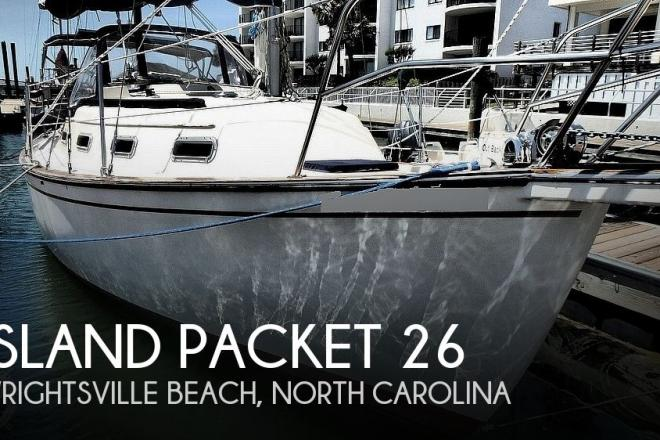 1985 Island Packet 26 MK ll - For Sale at Wrightsville Beach, NC 28480 - ID 184678