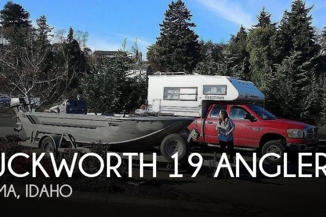1989 Duckworth 19 Angler - For Sale at Parma, ID 83660 - ID 184388