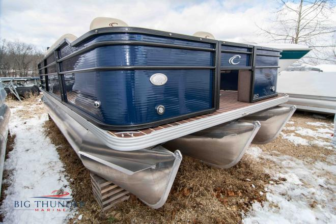 2020 Crest Classic Fish 220 C4 - For Sale at Osage Beach, MO 65065 - ID 185409