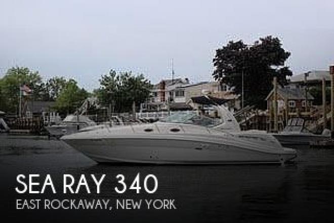 2006 Sea Ray 340 Sundancer - For Sale at Freeport, NY 11520 - ID 185455