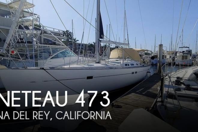 2004 Beneteau Oceanis 473 - For Sale at Marina del Rey, CA 90292 - ID 180420